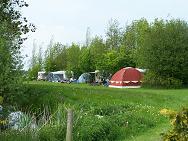 Camping boerderijzijde